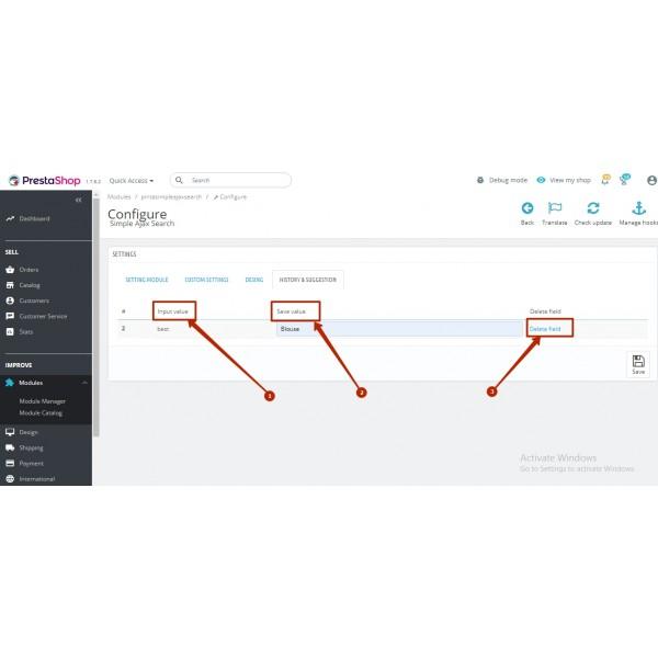Ajax Live Search for PrestaShop - Smart, Instant, Responsive, Auto-Complete, Suggestion Search