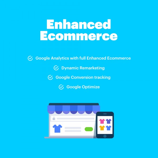Enhanced eCommerce for Google Analytics CS-CART