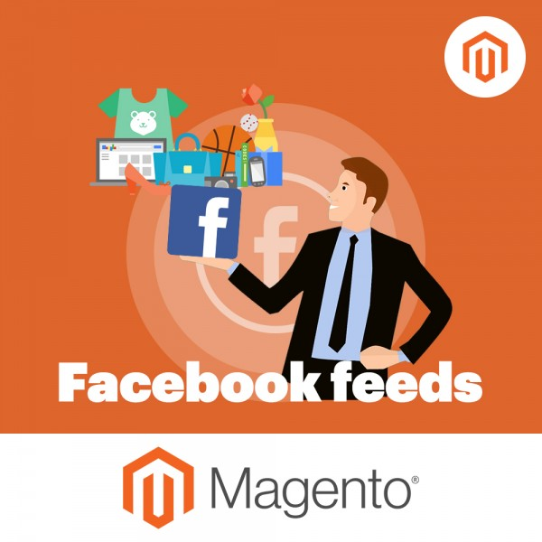 Facebook Feed Magento (for Magento versions 1.9* 2.2*)