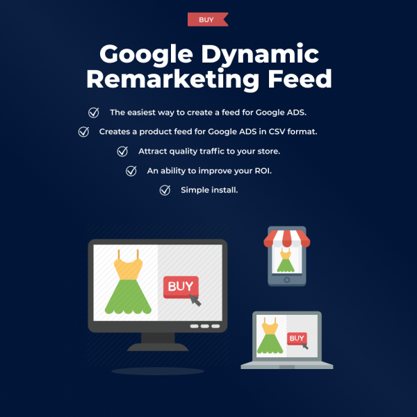 Google Dynamic Remarketing for PrestaShop (v. 1.6-1.7)