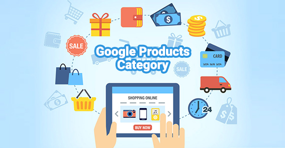 Google product category: everything in its place!