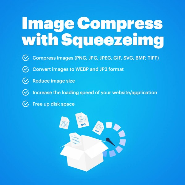 Image Compress with Squeezeimg for CS-Cart