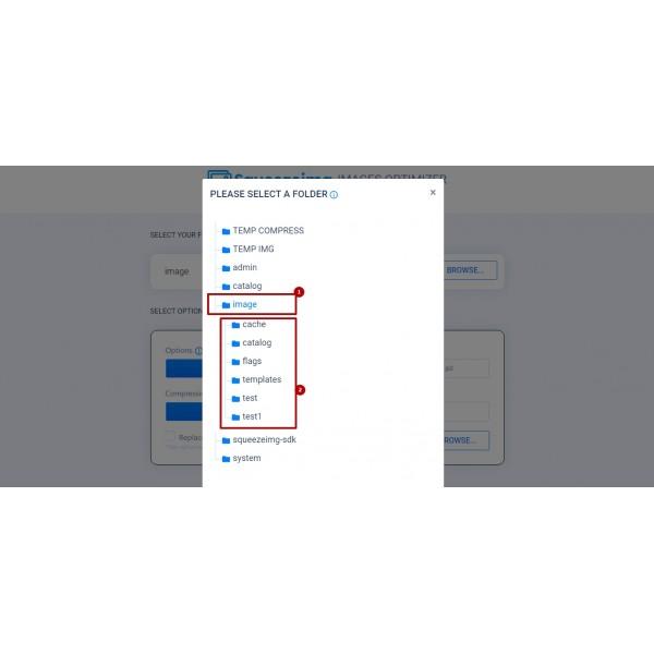 Squeezeimg Images Optimizer