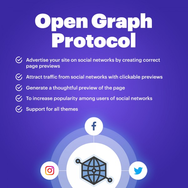 Open Graph protocol for PrestaShop 1.6*-1.7* (Support: Facebook, Twitter Card, Pinterest)