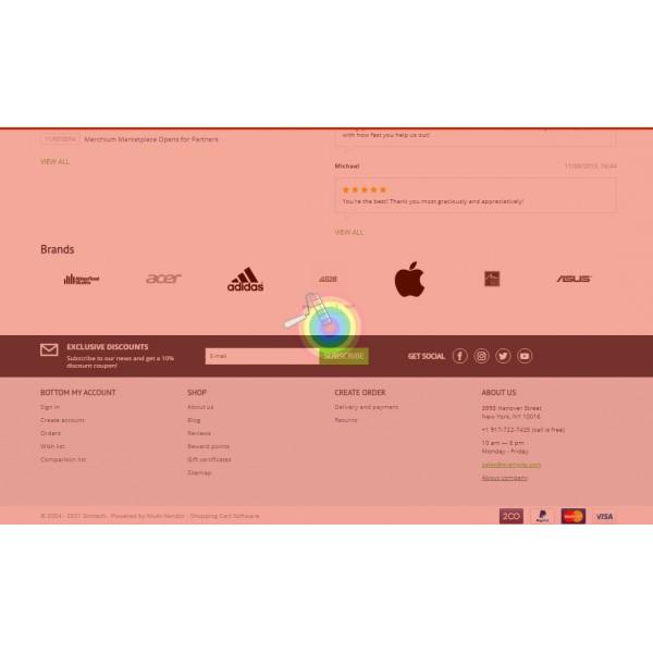 Page Preloader - Display Progress Bar (Animated Loader) for CS-Cart