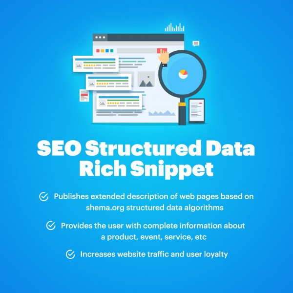 Rich Snippet for CS Cart - SEO Structured Data