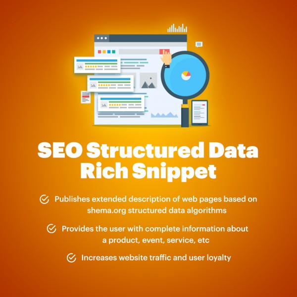 Rich Snippet for Magento 1.9*2.2*2.3*  - SEO STRUCTURED DATA