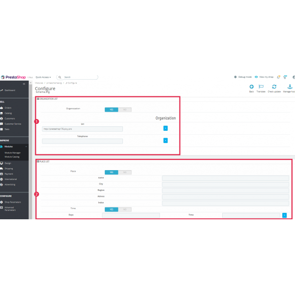 Rich Snippet for PrestaShop - SEO Structured Data [FULL PACK]