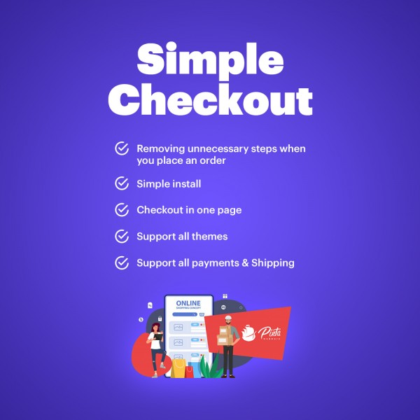 Simple Checkout for Prestashop