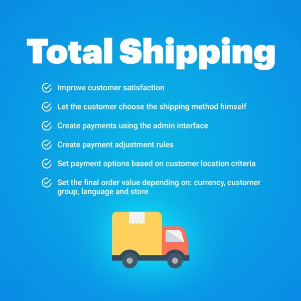 Total Costs with Shipping for CS-Cart