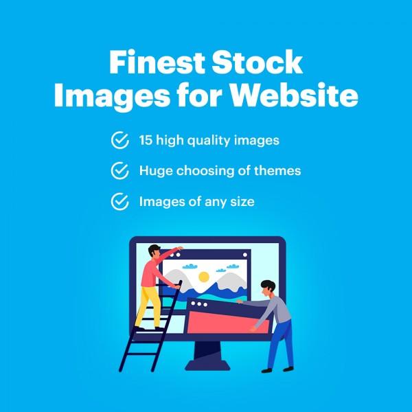 Finest Stock Images for Website