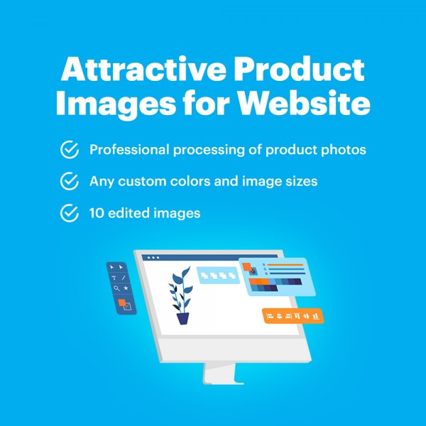Attractive Product Images for Website