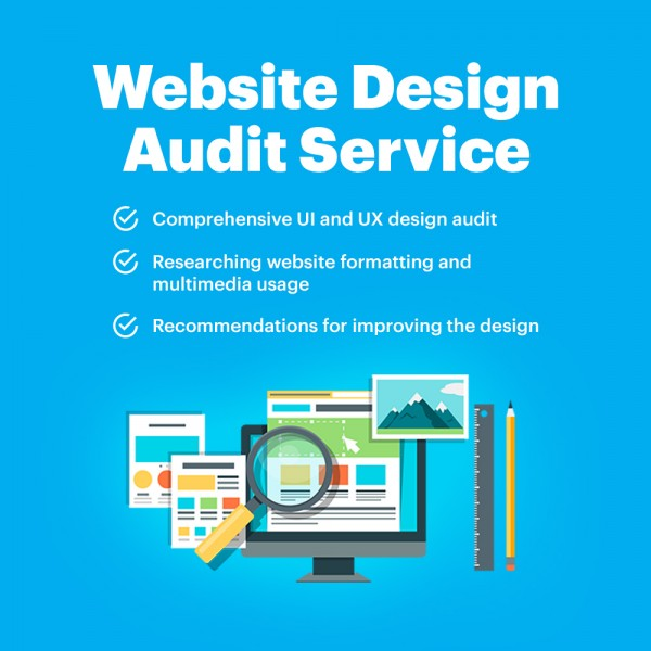 Website Design Audit Service