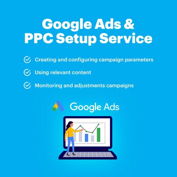 Google Ads & PPC Setup Service