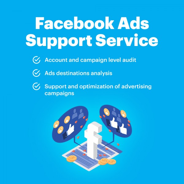 Facebook Ads Support Service