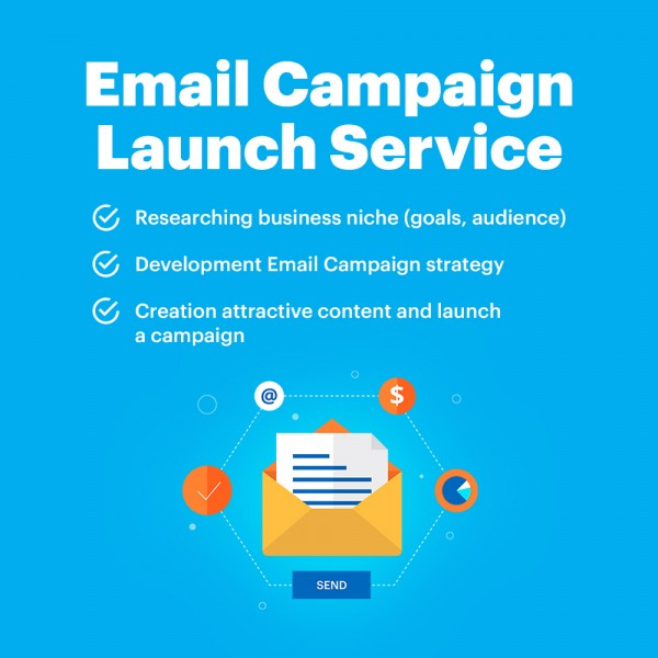 Email Campaign Launch Service