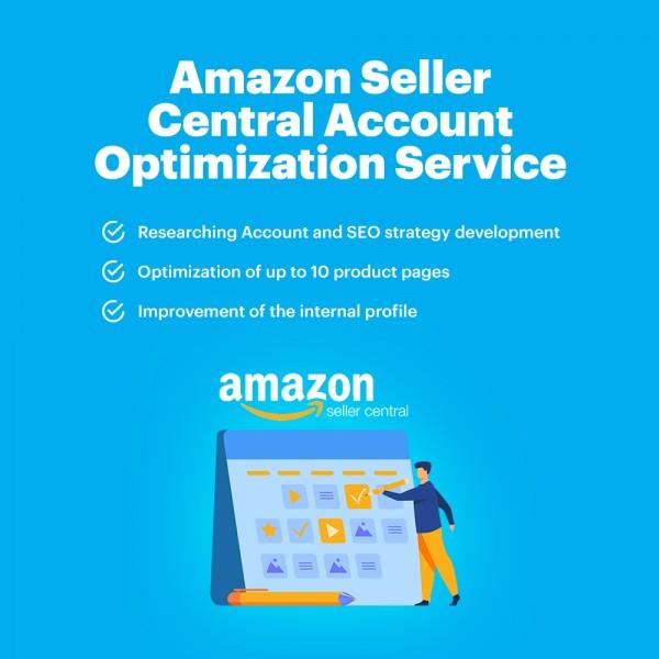 Amazon Seller Central Account Optimization Service