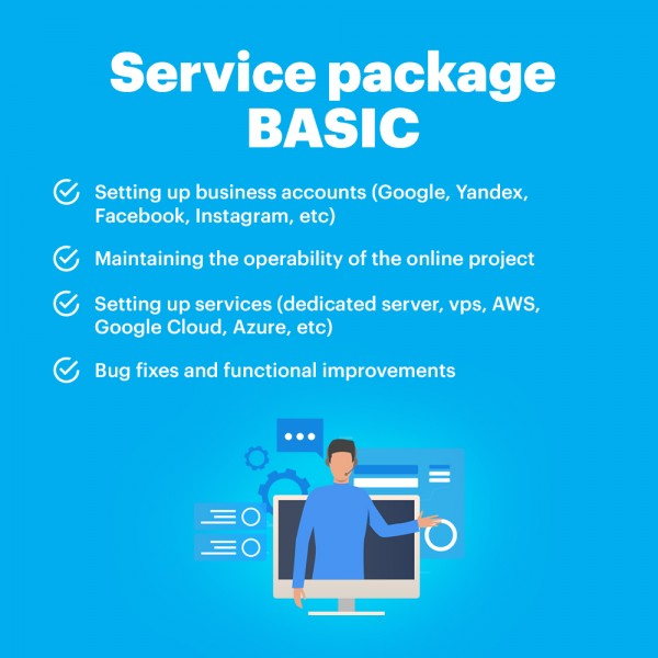 Service package Basic