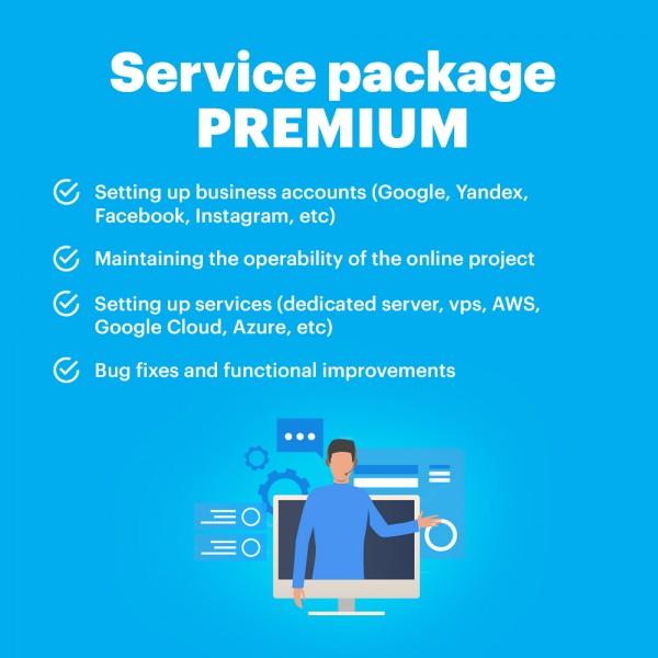 Service package Premium