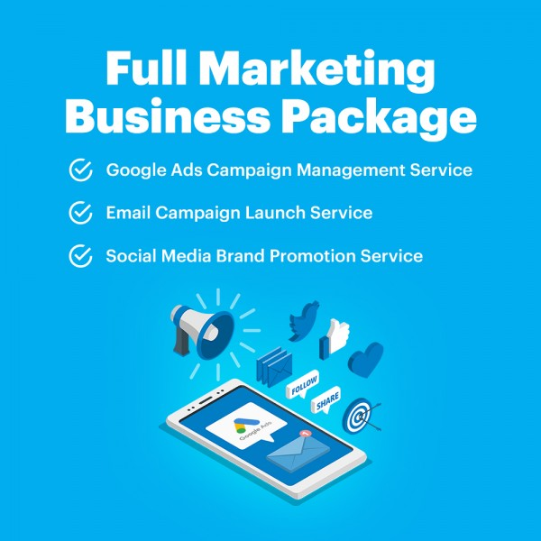 Full Marketing Business Package