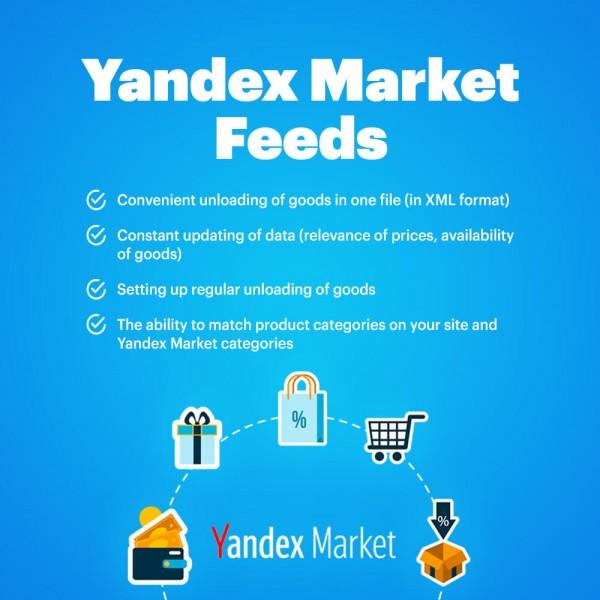 Yandex Market Feed for CS-Cart